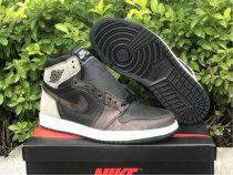 Authentic Air Jordan 1 High OG Black/Light Army-Sail-Fresh Mint