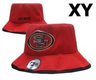 NFL San Francisco 49ers Bucket Hat (1)