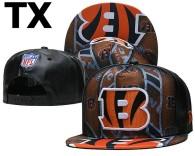 NFL Cincinnati Bengals Snapbacks Hat (18)