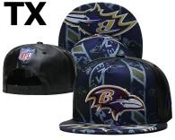 NFL Baltimore Ravens Snapback Hat (134)