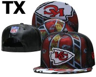 NFL Kansas City Chiefs Snapback Hat (161)