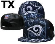 NFL St Louis Rams Snapback Hat (86)