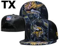 NFL Minnesota Vikings Snapback Hat (68)