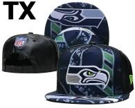 NFL Seattle Seahawks Snapback Hat (319)