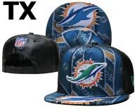 NFL Miami Dolphins Snapback Hat (225)