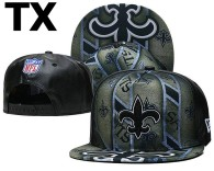 NFL New Orleans Saints Snapback Hat (241)