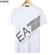 Armani short round collar T-shirt M-XXXL (177)