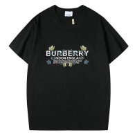 Burberry short lapel T-shirt M-XXXL (86)