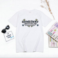 Burberry short lapel T-shirt M-XXXL (96)