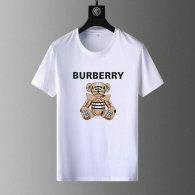 Burberry short lapel T-shirt M-XXXL (73)
