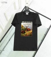 Burberry short lapel T-shirt M-XXXL (80)
