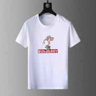 Burberry short lapel T-shirt M-XXXL (77)
