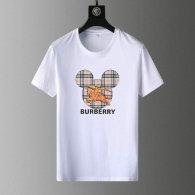 Burberry short lapel T-shirt M-XXXL (72)