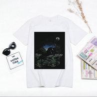 Burberry short lapel T-shirt M-XXXL (95)