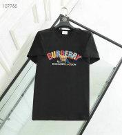 Burberry short lapel T-shirt M-XXXL (81)