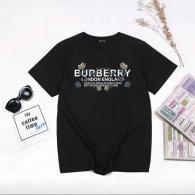 Burberry short lapel T-shirt M-XXXL (94)