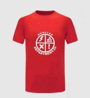 Moncler short round collar T-shirt M-XXL (10)