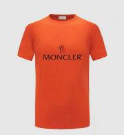 Moncler short round collar T-shirt M-XXL (20)