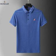 Moncler short round collar T-shirt M-XXL (3)