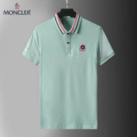 Moncler short round collar T-shirt M-XXL (1)