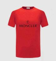 Moncler short round collar T-shirt M-XXL (23)