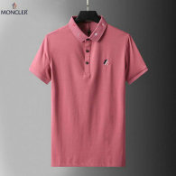 Moncler short round collar T-shirt M-XXL (4)