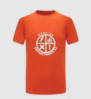 Moncler short round collar T-shirt M-XXL (13)