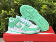 "Authentic Nike Dunk Low WMNS ""Green Glow"""