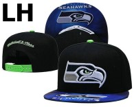NFL Seattle Seahawks Snapback Hat (320)