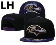 NFL Baltimore Ravens Snapback Hat (135)