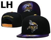 NFL Minnesota Vikings Snapback Hat (69)