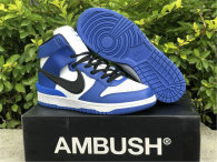 "Authentic Ambush x Nike Dunk High ""Deep Royal"""