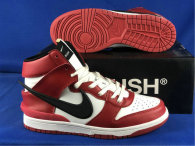 "Authentic Ambush x Nike Dunk High ""Chicago"""