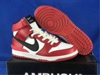 "Authentic Ambush x Nike Dunk High ""Chicago"" (women)"