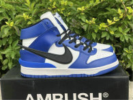 "Authentic Ambush x Nike Dunk High ""Deep Royal"" GS"