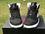 """Authentic Air Jordan 5 """"Oreo"""" (Presell)"""