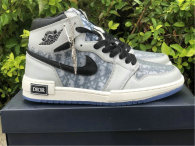 Dior x Air Jordan 1 Custom made