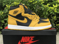 "Authentic Air Jordan 1 High OG ""Pollen"""