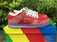 "Authentic Stingwater x Nike SB Dunk Low ""Magic Mushroom"" (women)"