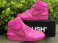 Authentic Ambush x Nike Dunk High Active Fuchsia (women)