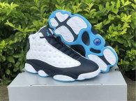 "Authentic Air Jordan 13 ""Dark Powder Blue"""