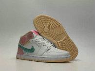 Air Jordan 1 Women Shoes AAA (29)