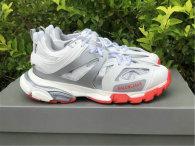 Balenciaga Track Trainers 3.0 Silver/White/Grey/Red