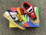 """Authentic Nike SB Dunk Low """"What The P-Rod"""""""