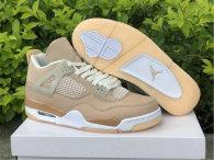 "Authentic Air Jordan 4  ""Shimmer"""