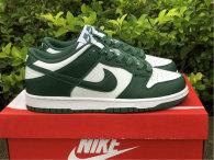 "Authentic Nike Dunk Low ""Varsity Green"" (women)"
