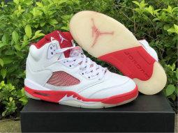 """Authentic Air Jordan 5 (GS) """"Pink Foam"""""""