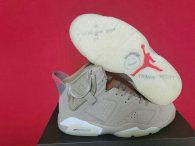 Air Jordan 6 Women Shoes AAA (5)