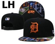 MLB Detroit Tigers Snapback Hat (54)