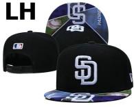 MLB San Diego Padres Snapback Hat (19)